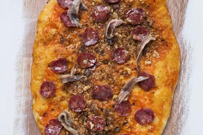 Pizza Sfincione Oppskrift