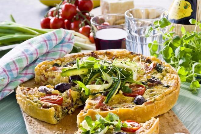 Festpai med italienske smaker Oppskrift