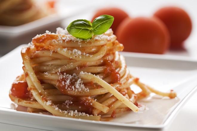 Grytepasta med tomat Oppskrift