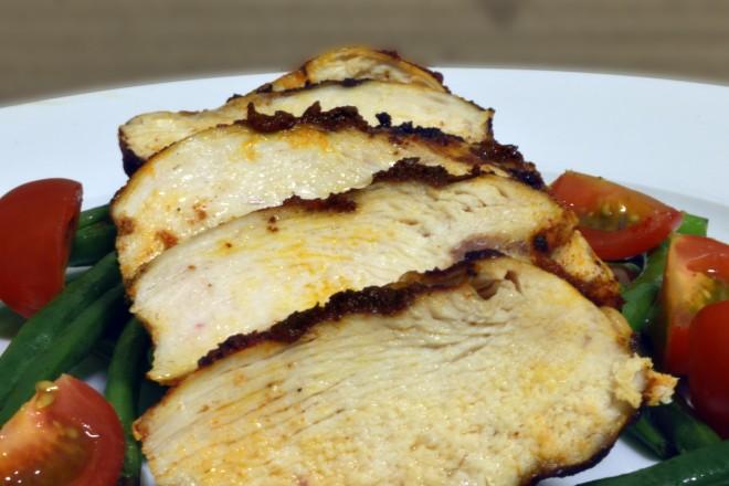 Kreolsk kyllingfilet Oppskrift