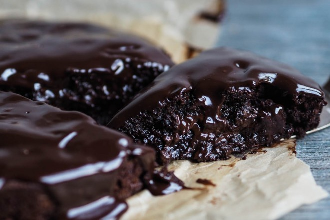 Ida Gran-Jansens Brownie med sjokolade Oppskrift