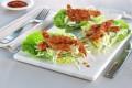 Strimlet svinekjøtt med asiatisk smak Oppskrift