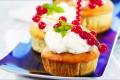 Amerikansk cheesecakemuffins Oppskrift