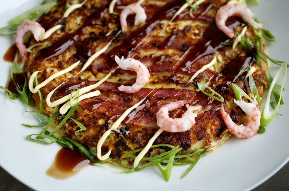 Okonomiyaki  Oppskrift