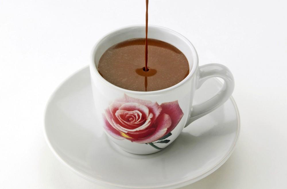 Fløyelsmyk sjokolade Oppskrift