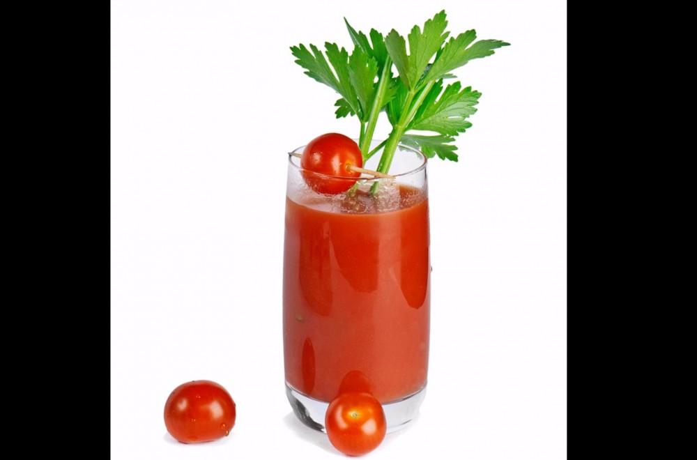 Bloody Mary Oppskrift